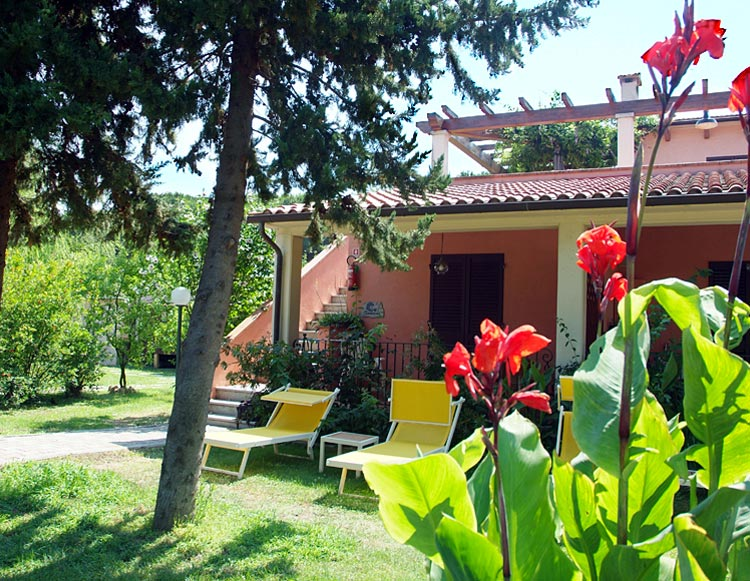Holiday apartments Le Pitte